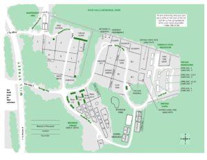 Rose Hills Cemetery Map Rose Hills Memorial Park